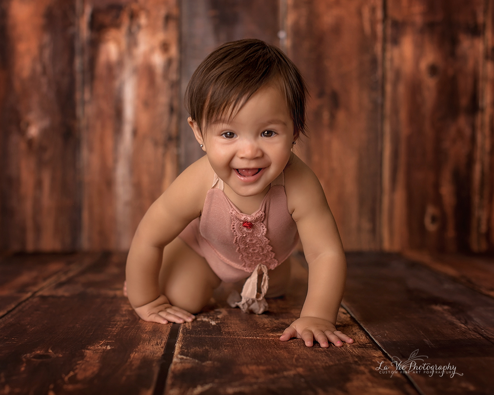 First Birthday Portraits-Pearland, Tx La Vie Photography