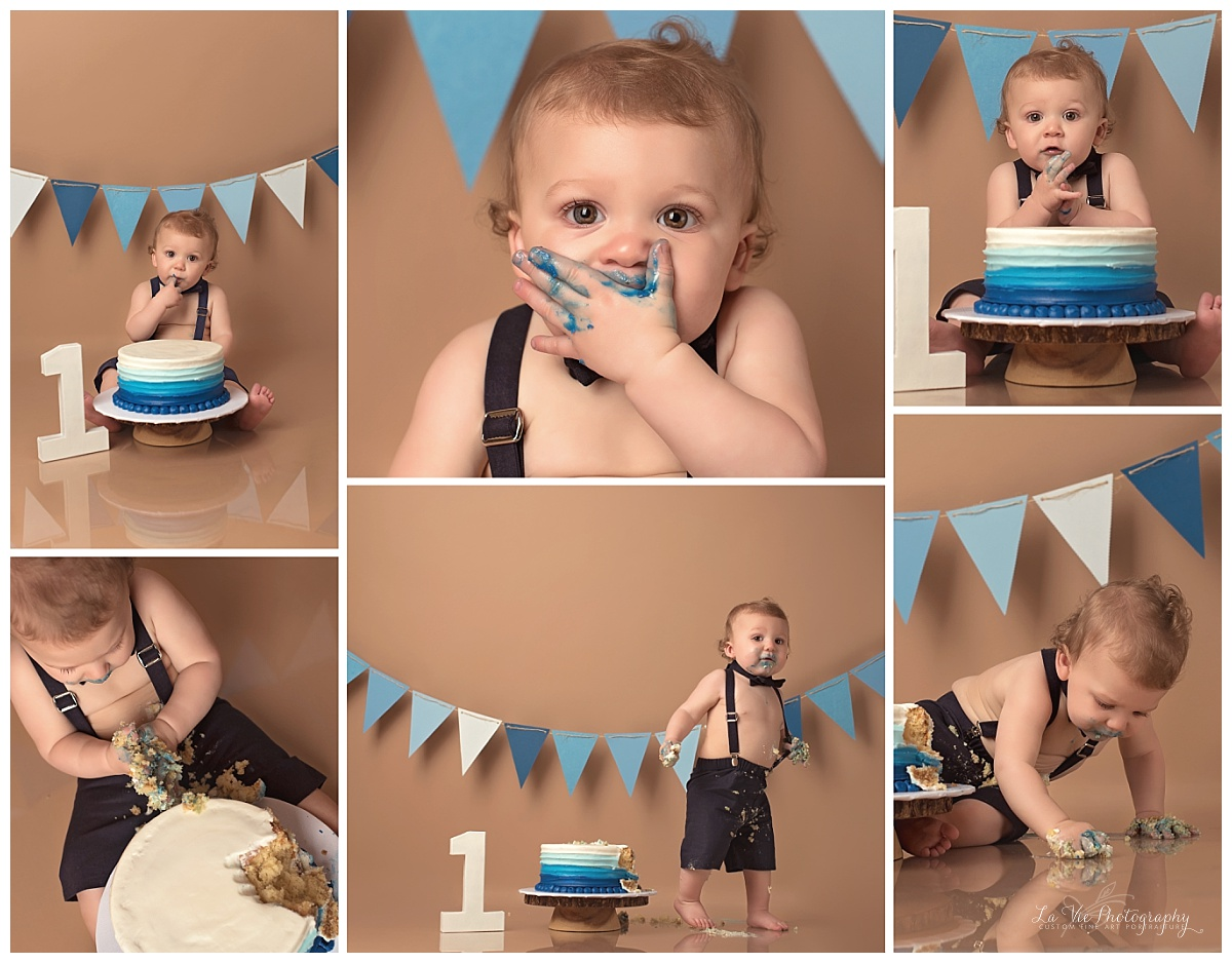 Cake Smash Portraits-La Vie Photography-Houston,Tx