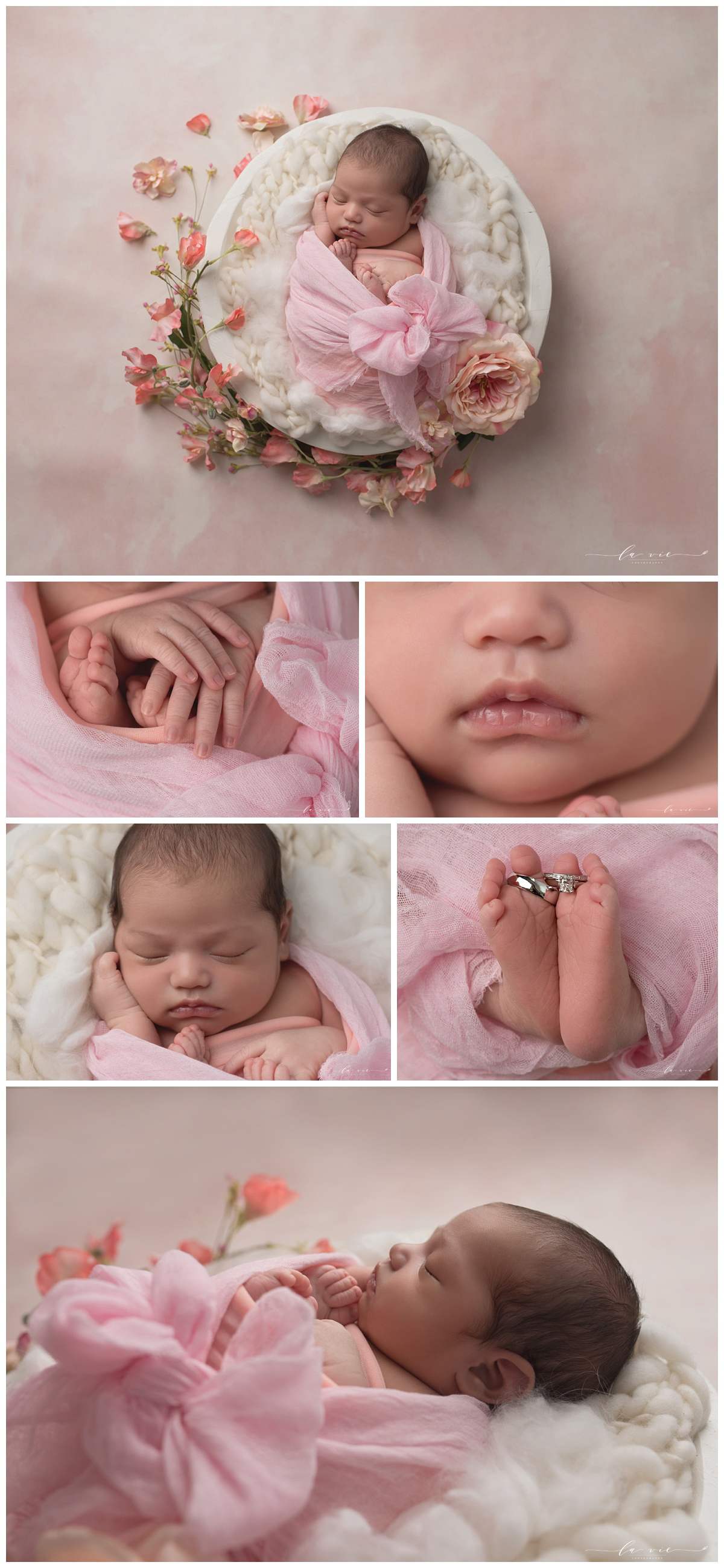 Houston Fine Art Newborn Photographer