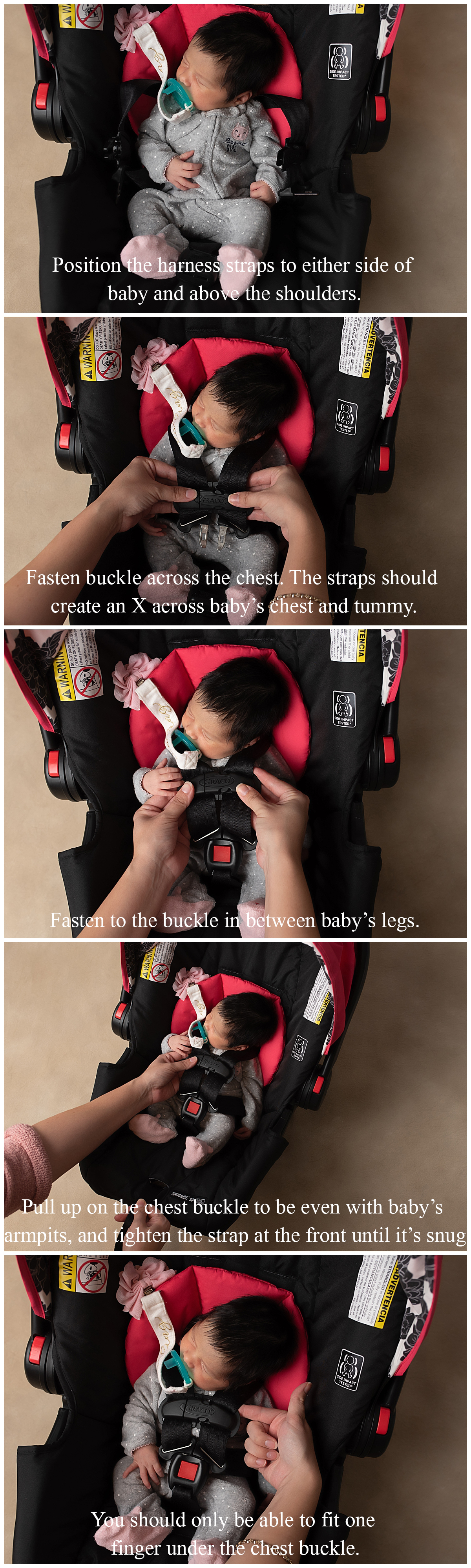 Car Seat Safety Demonstration